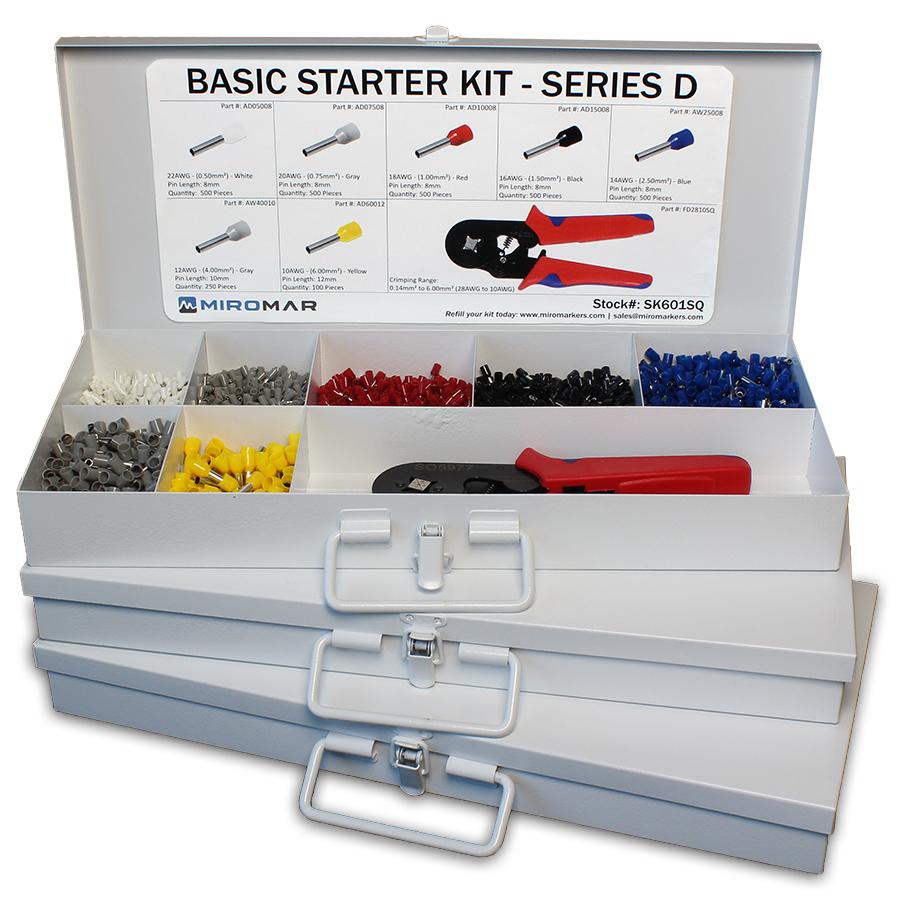 Wire Ferrules Kits