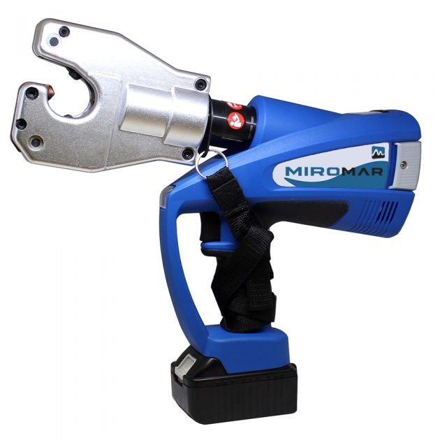 Fd6bzt Battery Powered Crimping Tool 25mm 178 To 240mm 178