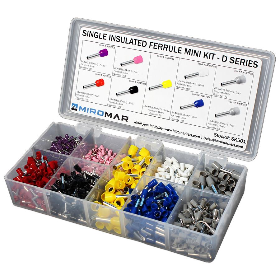 Wire Ferrule Kits – Mini