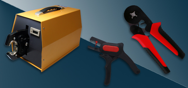 CRIMPING TOOLS & DIE SETS